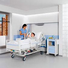 Больницы и детские сады